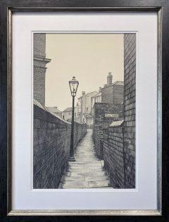 Stuart Walton - Tunis Street